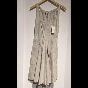 🆕 Steven Alan Maybelle Seersucker Dress - Small